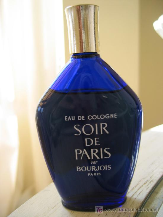 bourjois perfume soir de paris grande comprar botellas. Black Bedroom Furniture Sets. Home Design Ideas