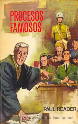 PROCESOS FAMOSOS (Libros de Lance - Historia - Otros)