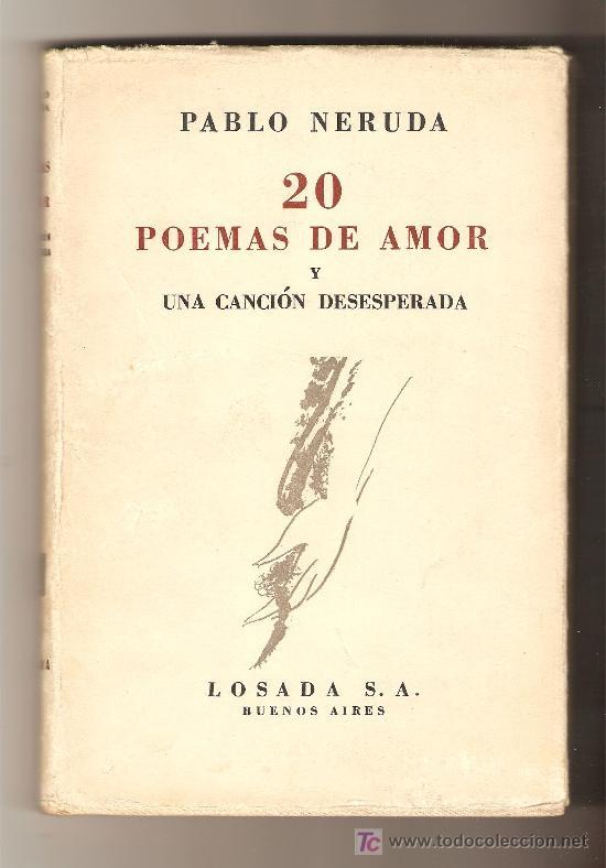 20 poemas de amor de: