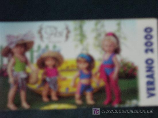 Catálogo de la casa de muñecas Así (Juguetes - Catálogos y Revistas de Juguetes)