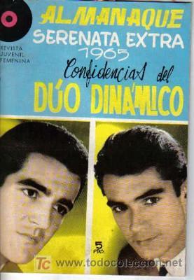 SERENATA EXTRA ALMANAQUE DE 1965, DEL DUO DINÁMICO (Tebeos y Comics - Tebeos Almanaques, Extras y Nº 1)