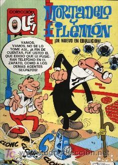 Tebeo Mortadelo y Flemón Colección ole F. Ibáñez 1991 /74 (Tebeos y Comics - Bruguera - Ole)