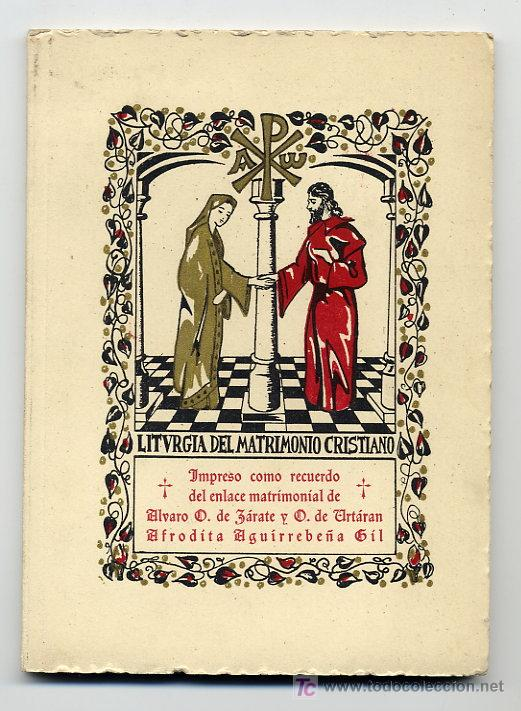 Matrimonio Catolico Liturgia : Liturgia del matrimonio cristiano comprar religion en