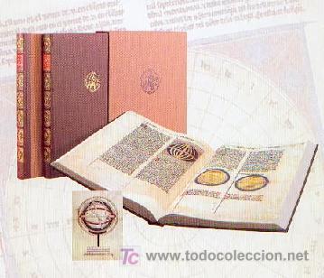 LIBROS DEL SABER DE ASTRONOMIA DE ALFONSO X EL SABIO (Libros Antiguos, Raros y Curiosos - Ciencias, Manuales y Oficios - Astronomía)