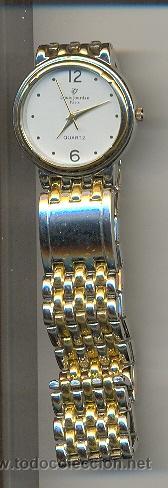 30-189. Reloj Louis Jourdan. Paris. funcionando (Relojes - Relojes Actuales - Otros)