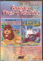 Lote 24434497: 3) 2 Películas en DVD: La Leyenda del Rey León y Atlantis, de Grandes Clásicos Infantiles. Nuevas, a