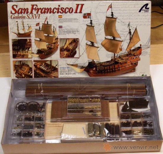 Le San Franscisco II de Artesania - 1/90  9702960
