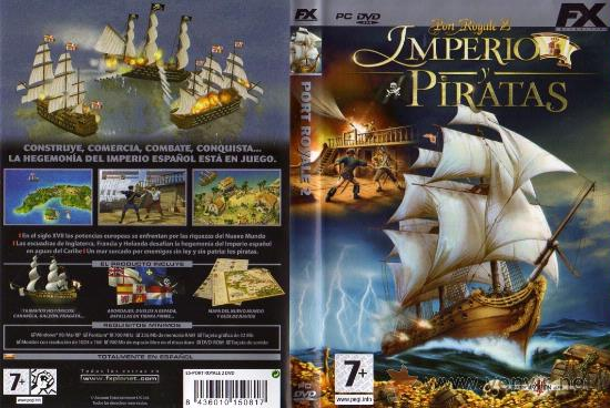Port Royal 2 [2005][PC][Espanol][Accion][Multihost]