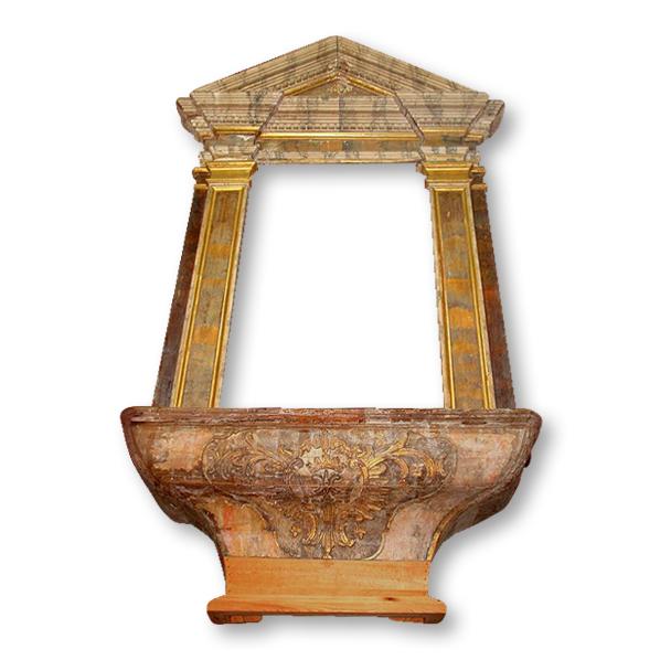 retablo barroco