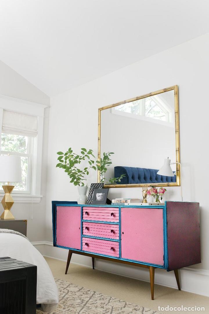 Ideas de decoración 2020: cómoda vintage