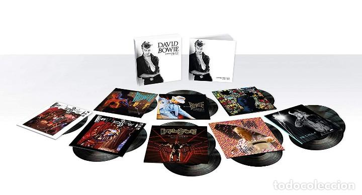 Box set David Bowie, 1983-1988.