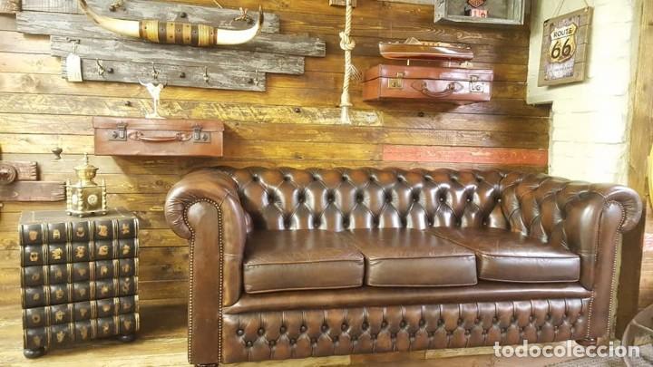 Ideas de decoración 2020: sofa chester
