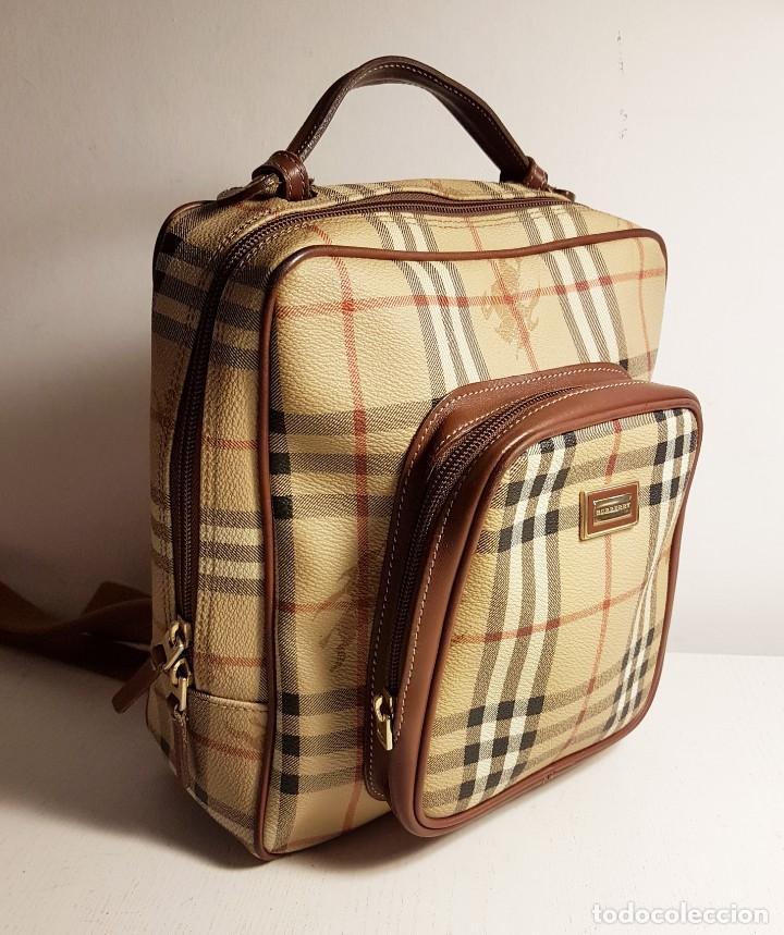 mochila de viaje