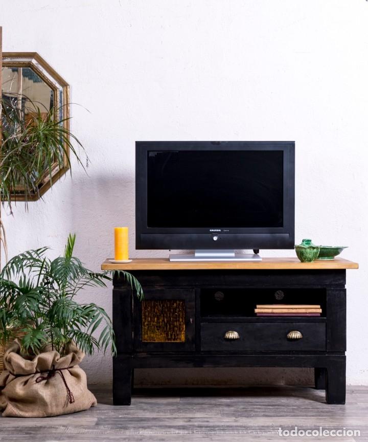 Ideas de decoración 2020: mueble televisor