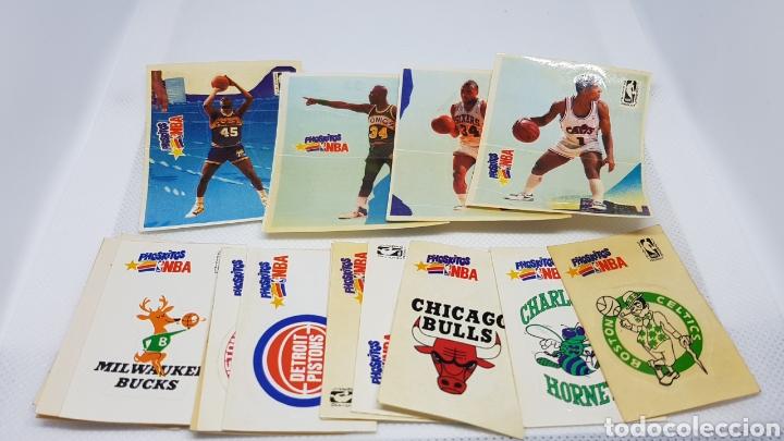 Cromos Phoskitos NBA.