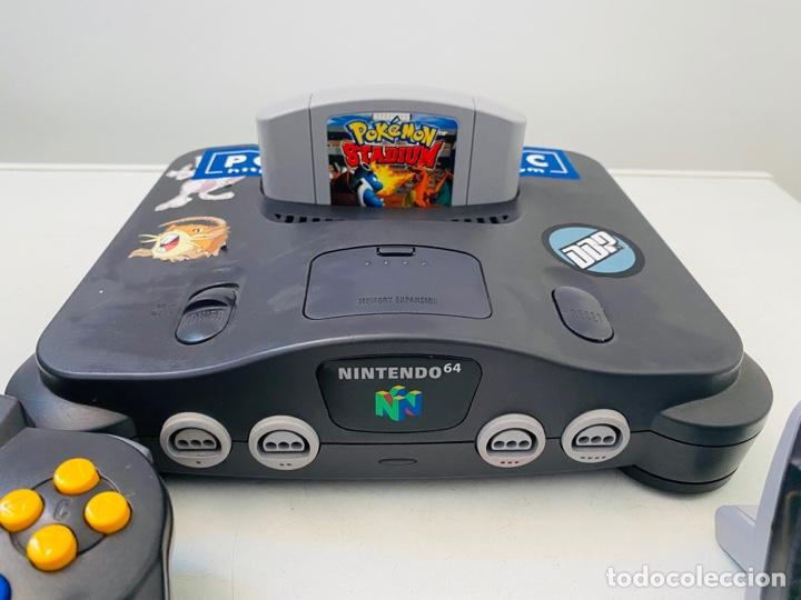 Nintendo 64 Pokémon.