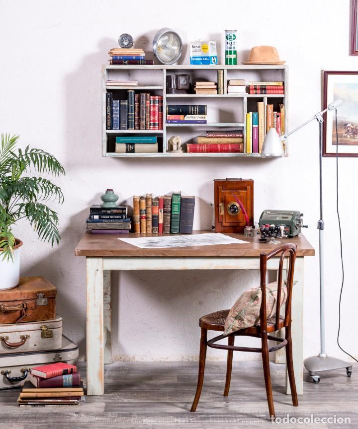 Ideas de decoración 2020: escritorio antiguo